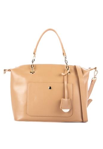 74575a4bd8d5 Shop CLN Focus Tote Bag Online on ZALORA Philippines