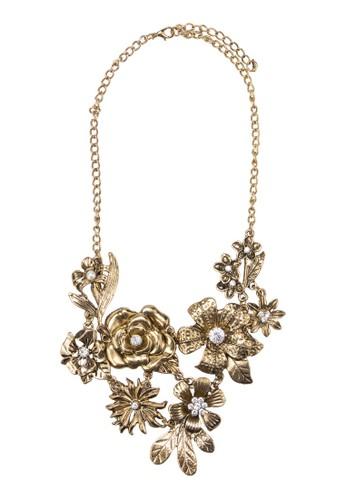 花簇吊飾項鍊, 飾品esprit 旺角配件, 飾品配件