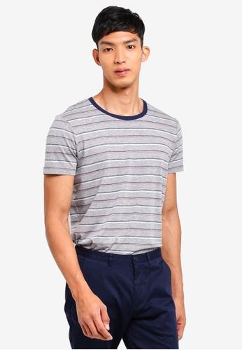 ESPRIT 灰色 Short Sleeve T-Shirt E06DAAAE4A6688GS_1