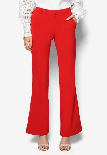 寬esprit地址擺喇叭長褲, 服飾, 長褲及內搭褲