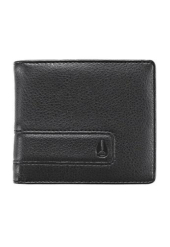 Nixon black Nixon - Showoff Bi-Fold Wallet Black NI855AC59EJCSG_1