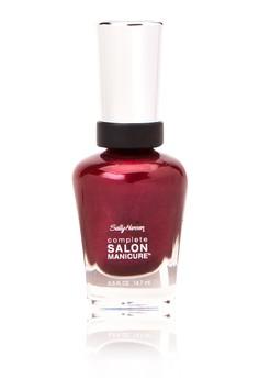 Complete Salon Manicure - Wine Not