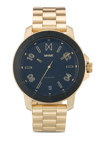 MVMT gold MVMT Modern Sport Watch - Gold Coast MV187AC0SZR1MY_1