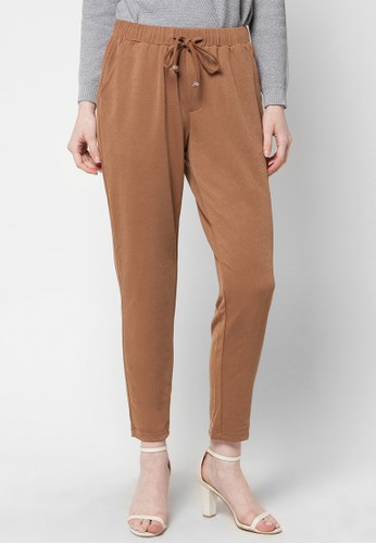 SIMPLICITY brown Knitting Pants SI536AA91RMQID_1