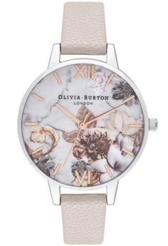 1b784400bf6 Olivia Burton pink Olivia Burton Marble Florals PEARL PINK Women s Watch  (OB16CS21) CF439ACD0FDF5DGS 1