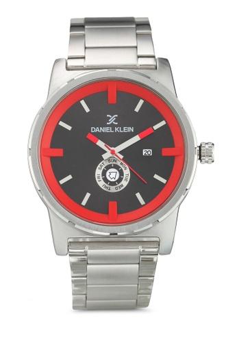 Daniel Klein silver Daniel Klein Silver Male Watches - DK11277-1 11548AC0CA2580GS_1