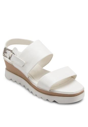 木根楔型鞋底esprit 京站涼鞋, 韓系時尚, 梳妝