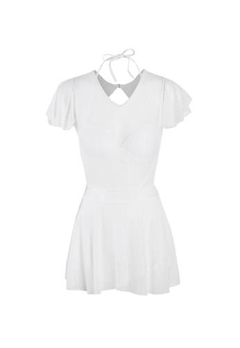 Its Me white (2PCS) Sexy Lace One-Piece Swimsuit 88049USA236D5DGS_1
