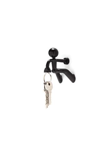 Peleg Key Pete Magnetic Key Holder (Black) 207C7HL08A587EGS_1