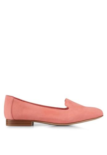 ALDO pink Salvitti Loafers C6A6BSH396B493GS_1