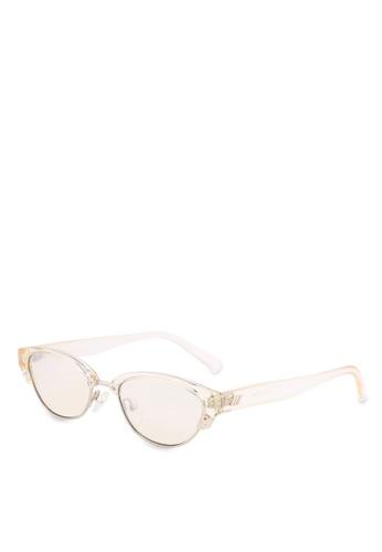 Le Specs gold Squadron Sunglasses 34579GL96A520BGS_1