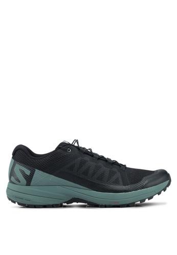 Salomon black Xa Elevate Shoes 75814SHE7AAB86GS_1