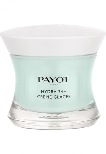 PAYOT blue PAYOT Hydra 24+ Creme Glacee, Plumping Moisturising Care Cream D4ED7BE579AFEBGS_1