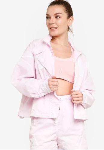 Nike pink Sportswear Swoosh Repel Women's Jacket 68153AAFC76116GS_1
