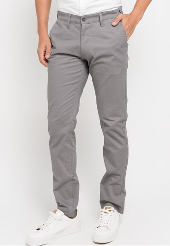 MOC grey CHAINNZ-GREY Trouser 1876CAA01068C7GS_1