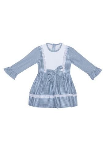 RAISING LITTLE grey Virata Traditional Spanish Dress 725EAKAA1AB3C6GS_1