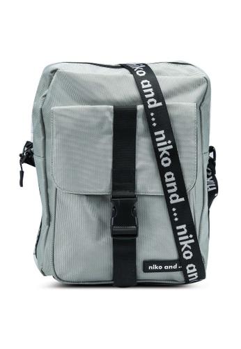 niko and ... green Casual Shoulder Bag 379B2AC8AAD702GS_1