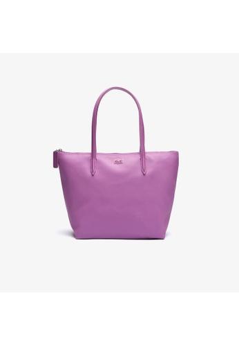 Lacoste Women's L.12.12 Concept Small Zip Tote Bag NF2037PO EDEF2AC539DA21GS_1