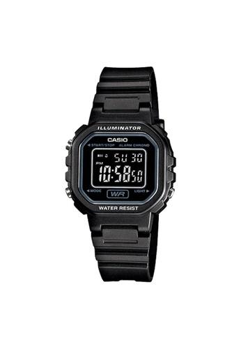 Casio black Casio Kids Digital Watch (LA-20WH-1B) 959A2KCE39F86EGS_1