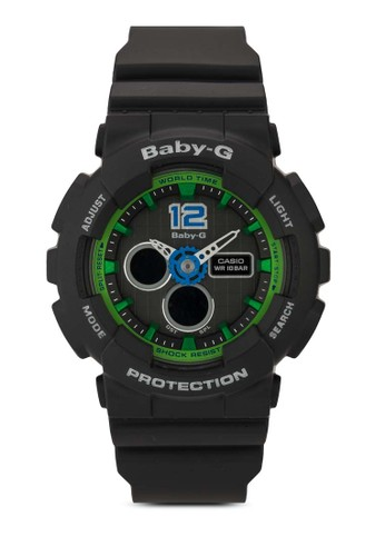 BABY-G BA-120-1BDR 女性手esprit童裝門市錶, 錶類, 飾品配件