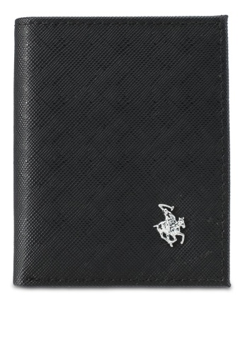 Swiss Polo black Swiss Polo Bi-Fold Wallet SW912AC0SJY3MY_1