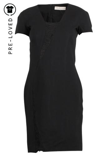 Emilio Pucci black Pre-Loved emilio pucci Black Dress with laces 3CA97AAF5BB8EBGS_1