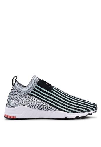 adidas black adidas originals eqt support sock 1/3 pk sneakers 5C0F4SH3C8924EGS_1
