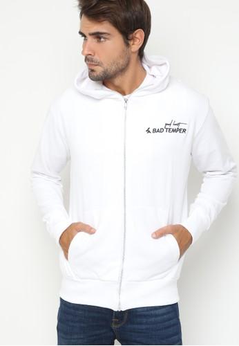 Sideways white Bad Temper Jacket 3EAC1AA33E091FGS_1