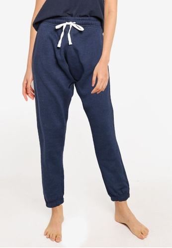Cotton On Body navy Lifestyle Gym Track Pants 74D0DAA9612425GS_1