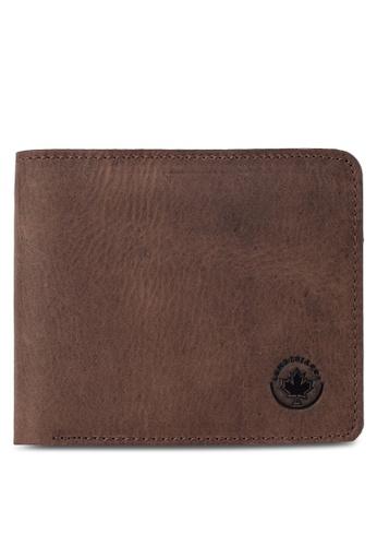 Lumberjacks brown Lumberjacks Wallet LU545AC02OAVMY_1