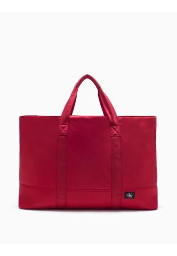 Buy Calvin Klein Pilot Twill Carryall Tote Bag Online on ZALORA ... d4f21ba6e9baa
