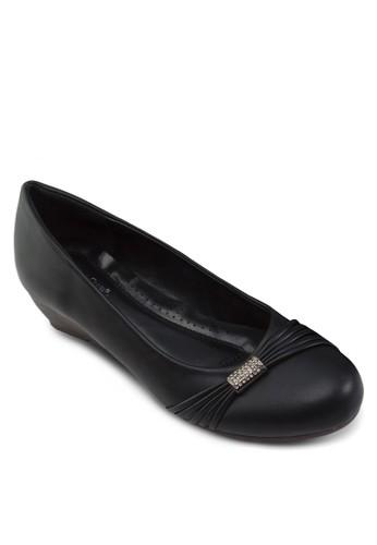 esprit 衣服閃飾楔形淑女鞋, 女鞋, 鞋