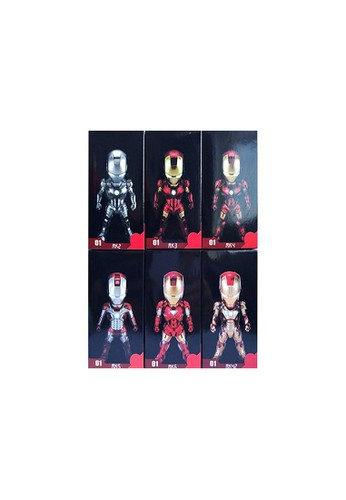 LOZ INDONESIA multi IRONMAN Figure Set 3 FIG 06 68FD9TH1FB57CDGS_1