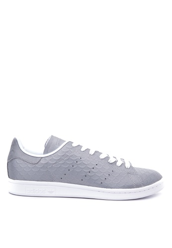 adidas grey adidas originals stan smith AD678SH12CBRPH_1