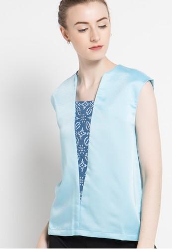 bhatara batik blue Callista BH237AA97ZQKID_1