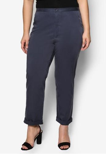 基本款九分長褲, 服esprit旗艦店飾, 直腳褲