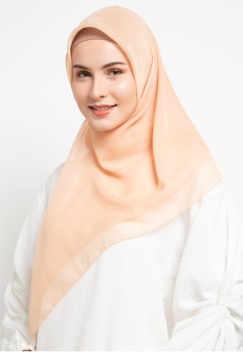 Buttonscarves orange Everyday Scarf 207BAAACF07566GS_1