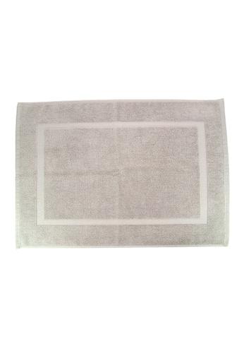Martex SET OF 2 Martex (USA) RIVAGE 100% Combed Cotton Terry Bath Mat / 50 x 70cm/294g. 94BEEHL69FDC1FGS_1