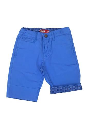 Pingu blue Pingu 92300512 - Celana Pendek Anak Laki-Laki D7301KA41CE468GS_1