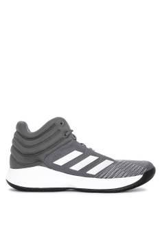 on sale 9768b 85ce0 adidas grey adidas pro spark 2018 696F9SHE9543D9GS 1