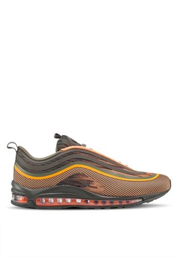 Nike orange Men's Nike Air Max 97 Ultra '17 Shoes 11502SHE9AB998GS_1