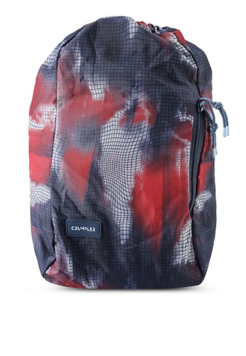 CRUMPLER blue Squid Pocket Large Backpack 822D4AC23611A2GS_1