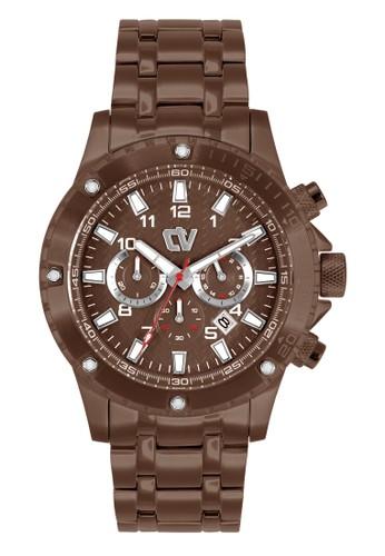 Christ Verra brown Christ Verra Men's Watches CV C 71086G-17 BRN 41D46AC52D687EGS_1