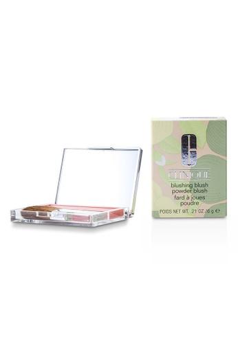 Clinique CLINIQUE - Blushing Blush Powder Blush - # 110 Precious Posy 6g/0.21oz 82A49BE9324E69GS_1