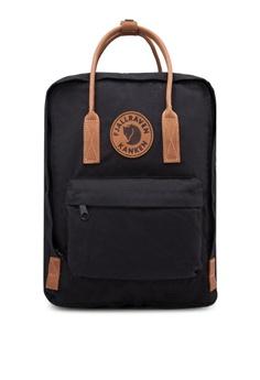 a3269862d5 Fjallraven Kanken black Black Kanken No. 2 Backpack FJ859AC76GTJSG 1