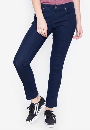PETROL blue Basic Skinny Jeans D2973AAAA64F71GS_1