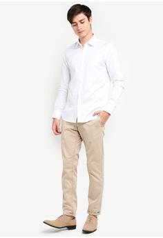 cbc4e913516b0b 30% OFF OVS Mens Classic Long Sleeve Shirts S$ 68.90 NOW S$ 47.90 Sizes 38  40 42 44