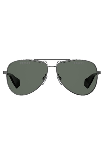 Polaroid PLD 6048/S/X Sunglasses 13569GLFA69BCBGS_1