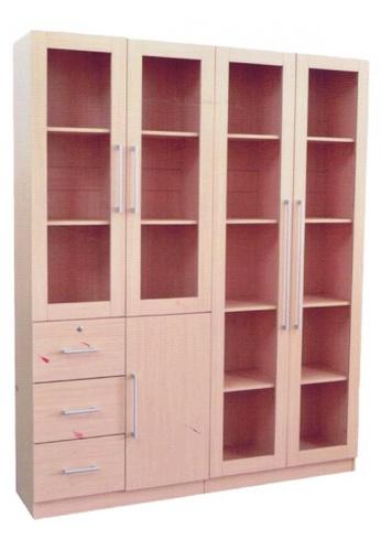 Choice Furniture brown Choice Furniture - Bandier Bookshelf 6BAACHL70C7A16GS_1