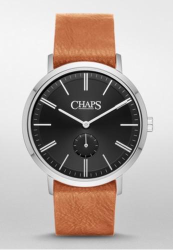 CHAPS Dunham經典腕錶 salon esprit 香港CHP5043, 錶類, 休閒型